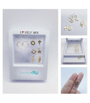 PACK LOVELY MIX ORO